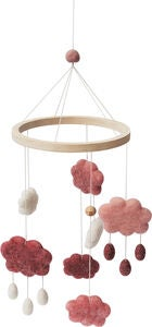 Sebra Mobile Wolke, Cotton Candy Pink
