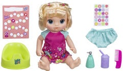 Baby Alive Potty Dance Baby Docka