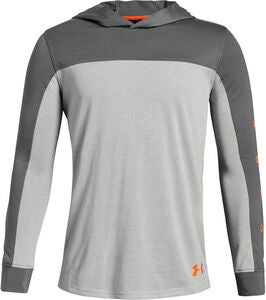 Under Armour Relay Hoodie, Mod Grey