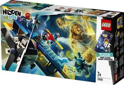LEGO® HIDDEN Side 70429 El Fuegos Stunt Flugzeug | Teddy