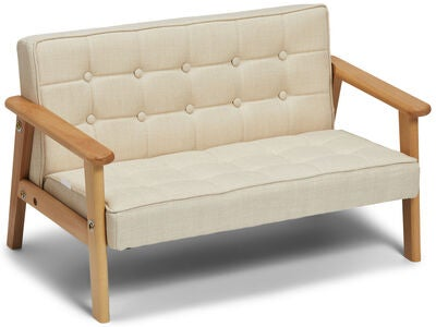 Alice & Fox Sofa, Beige