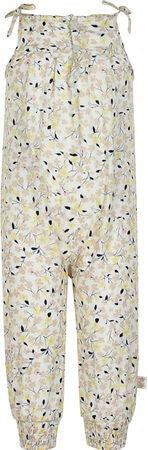 Creamie Sweet Flowers Jumpsuit, Cloud