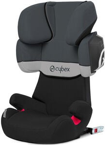 Cybex Solution X2-Fix Silver Line, Grey Rabbit