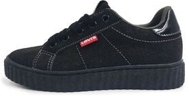 Levi's New England Sneakers, Black