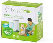 Korbell Mini Refill Windeleimer 3er-Pack
