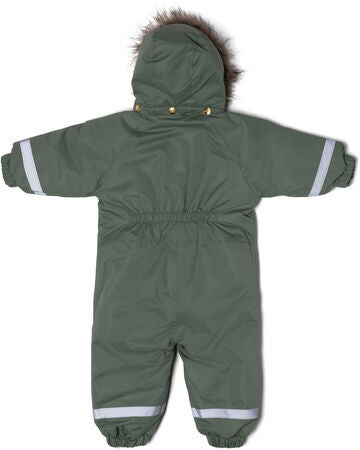Petite Chérie Atelier Abella Overall, Dusty Green
