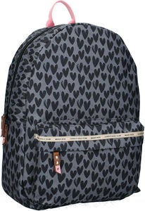 Milky Kiss Lovely Girls Club Rucksack 14L, Grey