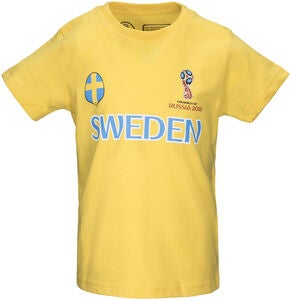 FIFA World Cup 2018 Sweden T-Shirt