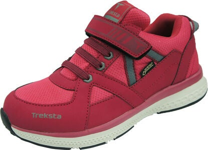 Treksta Trail Low Jr GTX Sneaker, Pink
