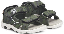 Little Champs Rush Sandalen, Camouflage