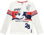 Disney Micky Maus T-Shirt, Off White