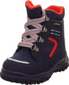 Superfit Husky1 GTX Winterstiefel, Blue/Red