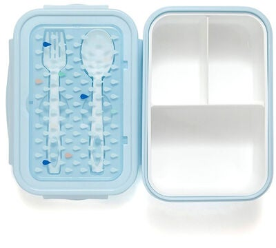 Petit Monkey Lunchbox, Blau