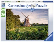 Ravensburger Puzzle Windmühle An Der Ostsee 1500 Teile