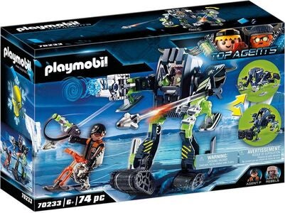 Playmobil 70233 Arctic Rebels Eisroboter
