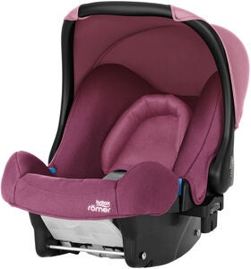 Britax Baby-Safe Babyschale, Wine Rose