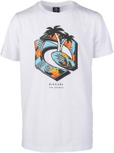 Rip Curl Gang Paradise T-Shirt, Optical White