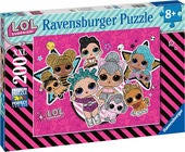 Ravensburger Puzzle L.O.L. Surprise! Girl Power 200 Teile