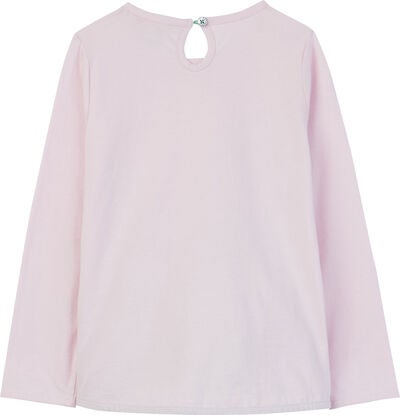 Tom Joule Ava Applique Pullover, Chalky Pink Ducks
