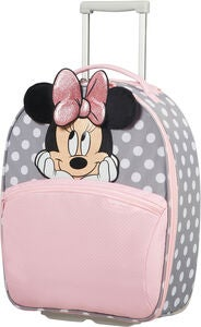 Samsonite Disney Minnie Maus Kindertrolley, Rosa