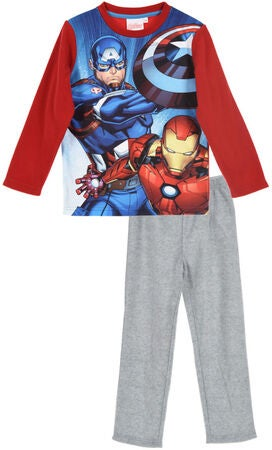 Marvel Avengers Pyjamas, Red