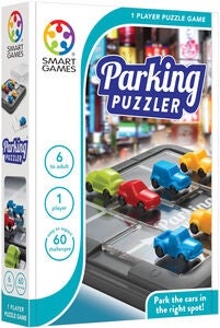 Smart Games Spiel Parking Puzzler