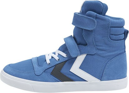 Hummel Slimmer Stadil High Jr Sneaker, Nebulas Blue