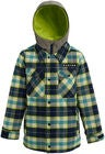 Burton Boys Uproar Jacke, Northeastern Plaid