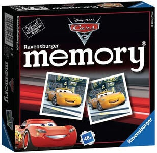 Ravensburger Disney Cars 3 Memory