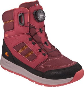 Viking Tryvann Boa GTX Stiefel, Dark Red/Wine