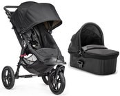 Baby Jogger City Elite Single Kombiwagen, Black