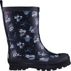 Viking Jolly Woodland Gummistiefel, Navy/Multi