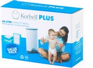 Korbell PLUS Refill 3er-Pack