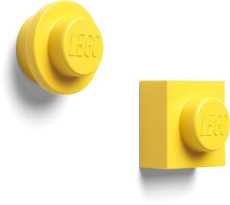 LEGO Magnet Set, Yellow