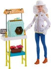 Barbie Careers Puppe Imkerin Spielset