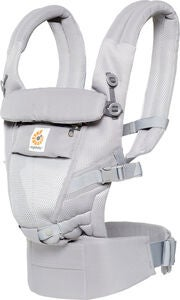 Ergobaby Adapt Babytrage Cool Air, Grau