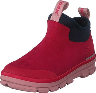 Tretorn Lunar Hybrid Gummistiefel, Raspberry/Light Rose