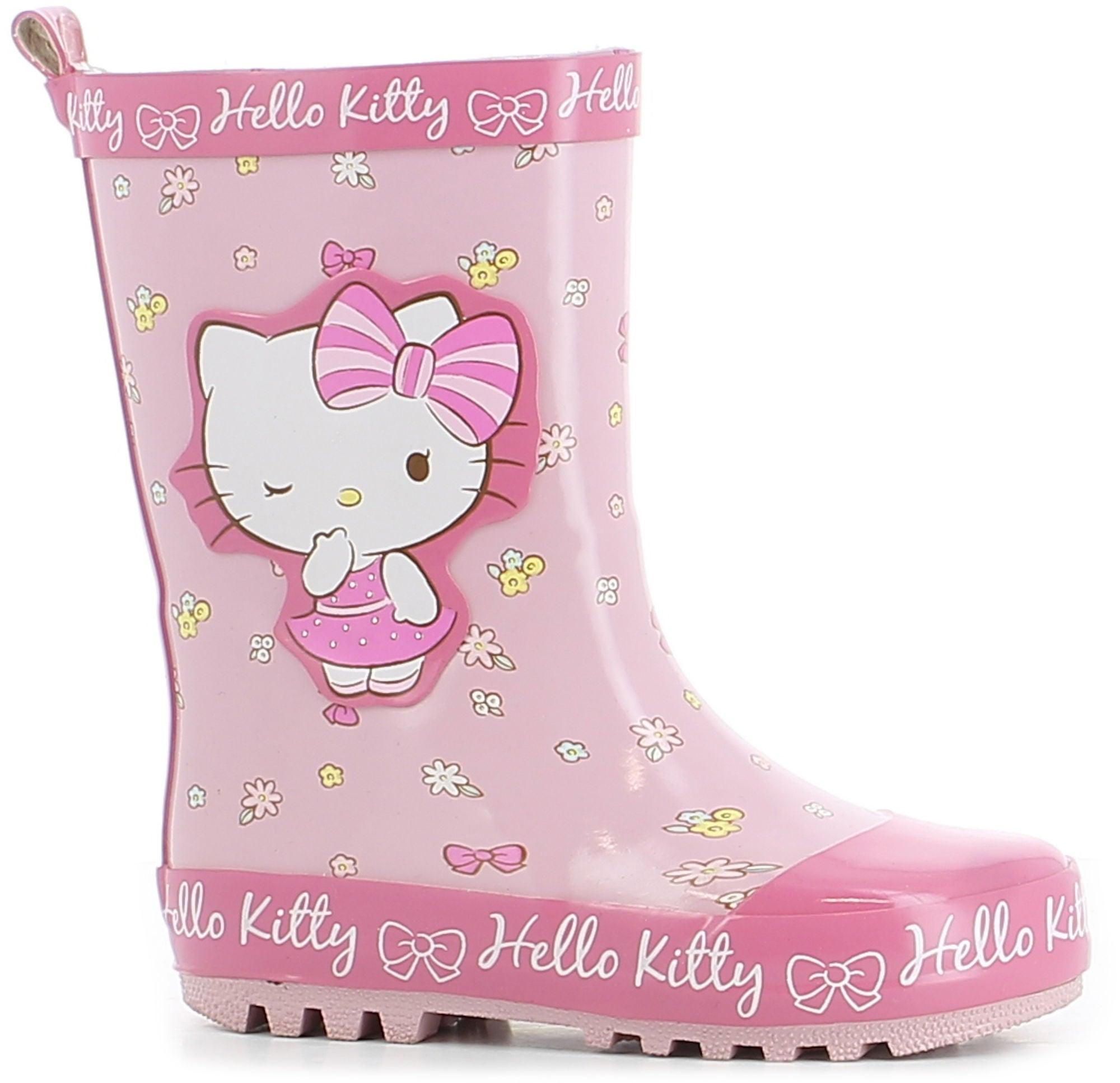 Kaufen Hello Kitty Gummistiefel, FuchsiaPink | Jollyroom