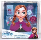 Disney Frozen Friesierkopf Anna