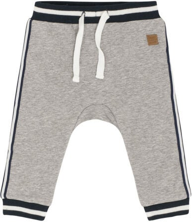 Hust & Claire Gerry Jogginghose, Light Grey Melange