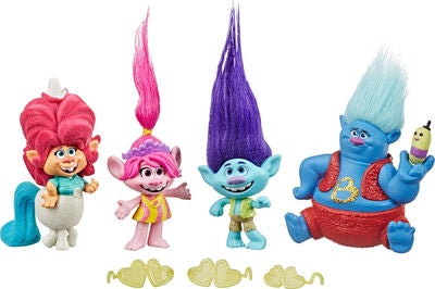 Trolls Figuren Lonesome Flats Tour