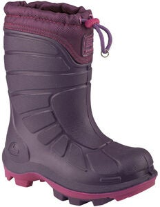 Viking Extreme Winterstiefel, Lila