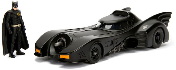 Batman 1989 Batmobile Mit Figur
