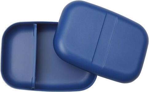 Ekobo Go Rectangular Bento Lunchbox, Royal Blue