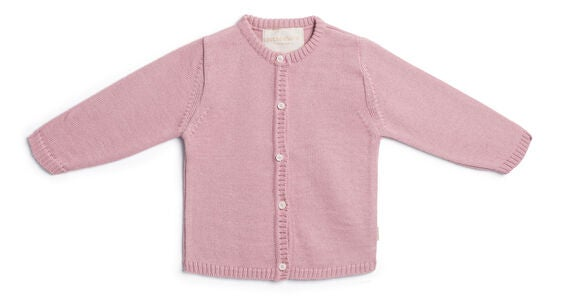 Petite Chérie Atelier Margit Strickpullover, Light Pink/Dusty Pink