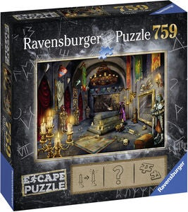 Ravensburger Puzzle Escape 6 Knight's Castle 759 Teile