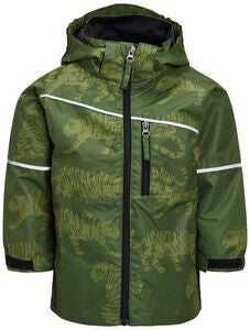 Luca & Lola Bergamo Outdoorjacke, Green Tiger