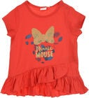 Disney Minnie Maus T-Shirt, Rot