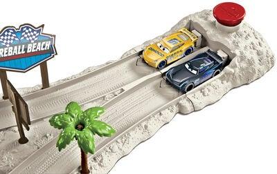 kaufen disney cars fireball racers beach duell rennstrecke. Black Bedroom Furniture Sets. Home Design Ideas