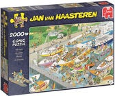 Jumbo Puzzle Jan van Haasteren The Locks 2000